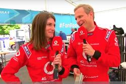 Matthias Malmedie und Cyndie Allemann