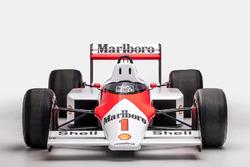 McLaren TAG Porsche de 1987