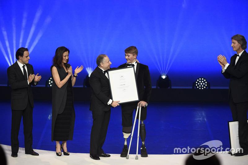 FIA颁奖典礼