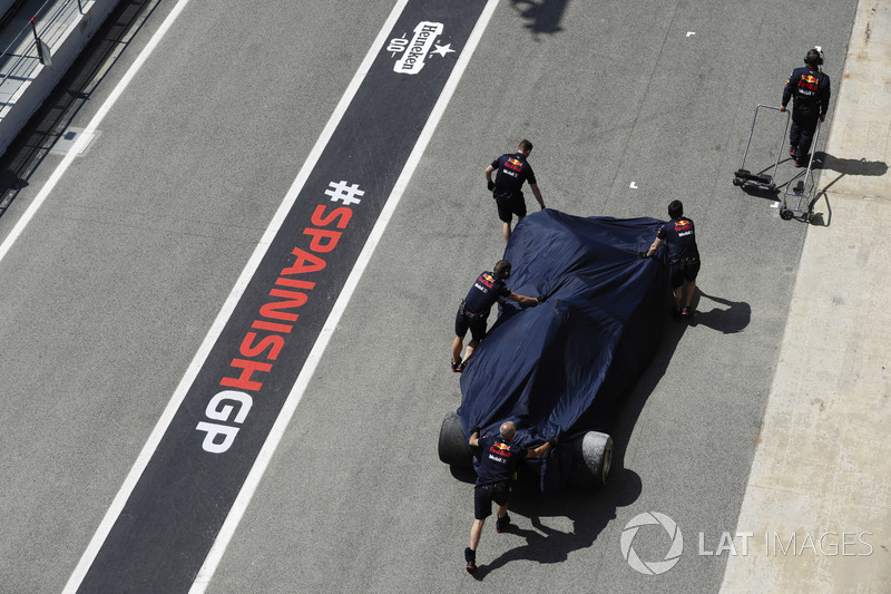Daniel Ricciardo Red Bull Racing RB14