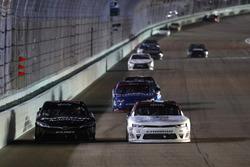 Ryan Preece, Joe Gibbs Racing Toyota, Tyler Reddick, Chip Ganassi Racing Chevrolet
