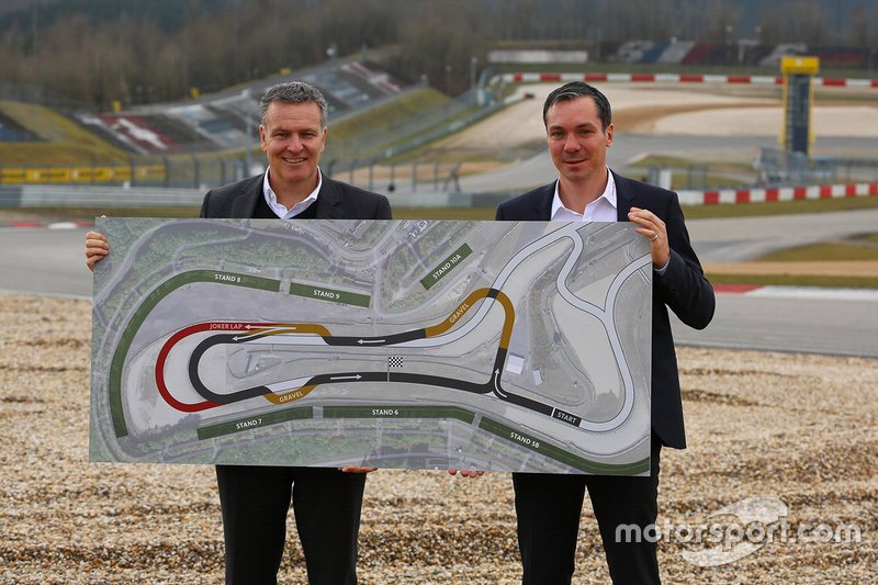 Presentazione layout Nurburgring