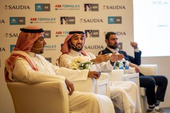 Streckenvorstellung für den ePrix Riad in Saudi-Arabien