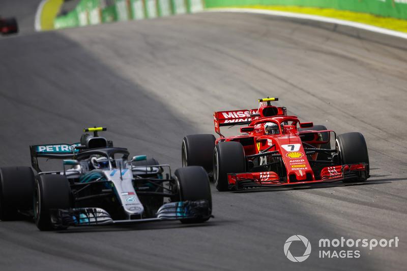 4 місце — Валттері Боттас, Mercedes — 262
