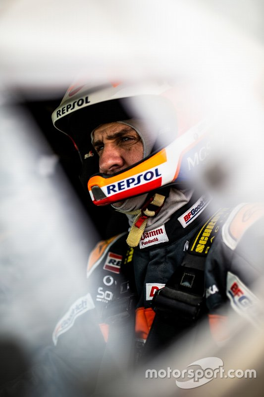 #324 Repsol Rally Team: Isidre Esteve
