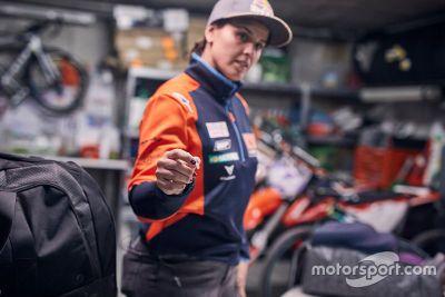 Anúncio Red Bull KTM Factory Racing
