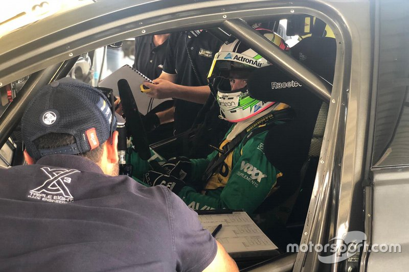 Irwin Racing: Mark Winterbottom