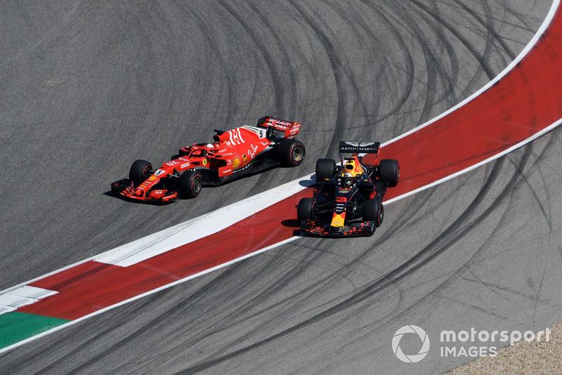 GP de EE UU: otro nuevo error en la primera vuelta