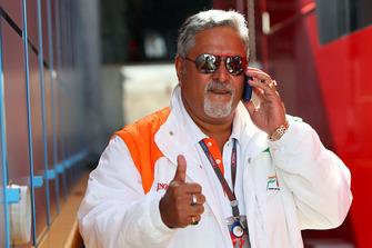 Віджей Маллья, власник Force India