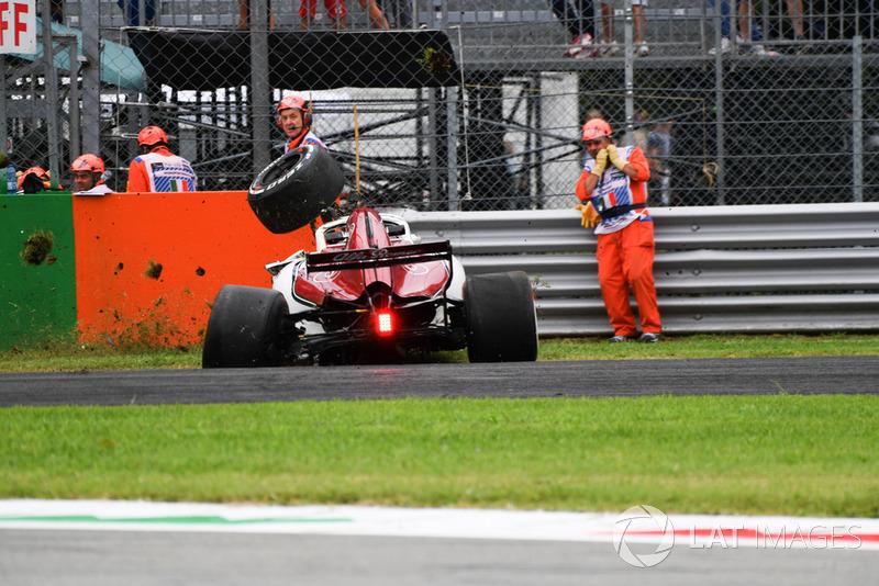 Маркус Ерікссон, Sauber C37