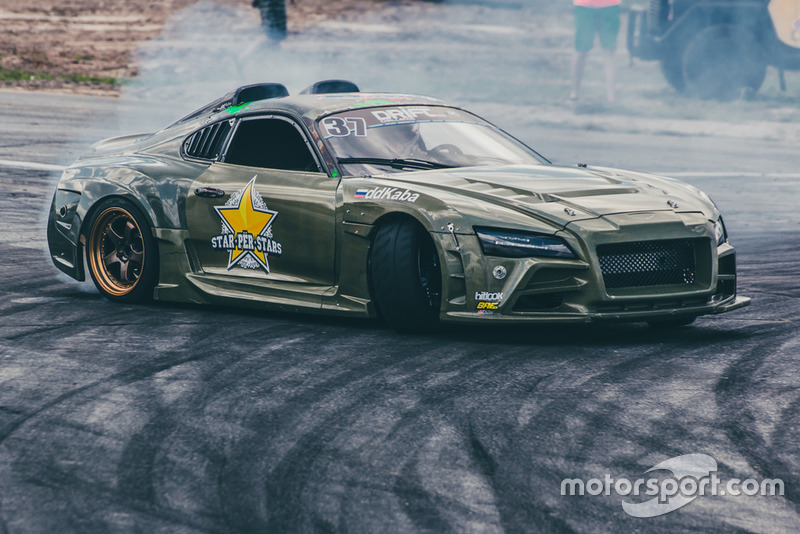 Події на United Drift Challenge