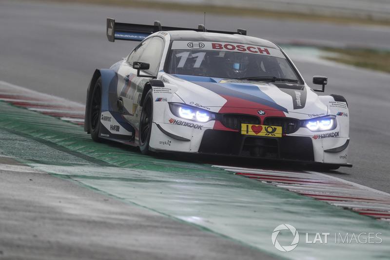 6. Marco Wittmann, BMW Team RMG, BMW M4 DTM