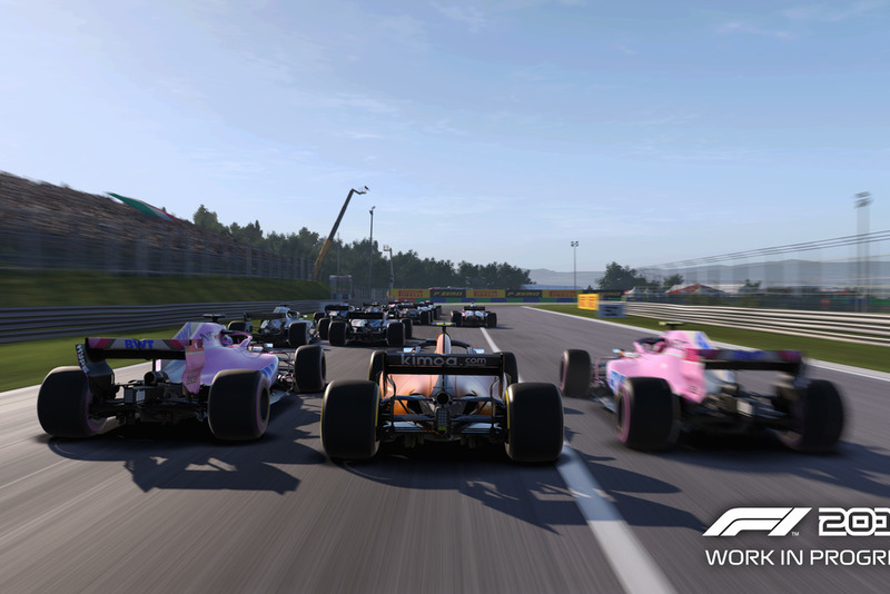 Screenshot F1 2018
