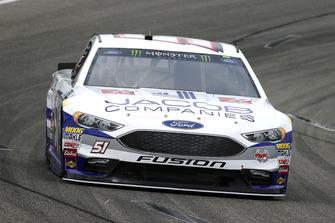 Gray Gaulding, Rick Ware Racing, Chevrolet Camaro Live Casino