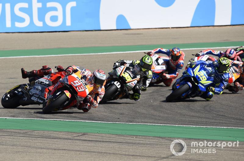 MotoGP Aragon: Jorge Lorenzo, Ducati Team