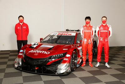 Astemo REAL RACING launch