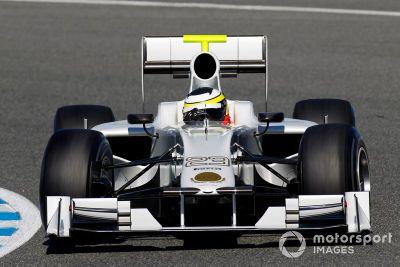 Essais à Jerez en février
