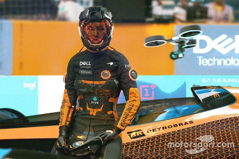 Vision de McLaren de 2050