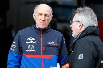 Franz Tost, directeur de la Scuderia Toro Rosso