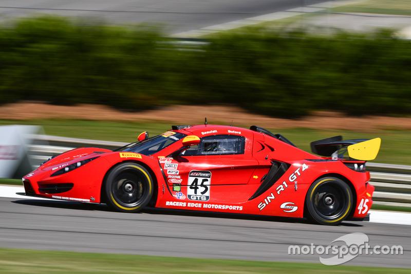 #45 Racers Edge Motorsports, SIN R1 GT4: Chris Beaufait, Jade Buford