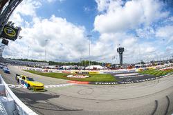 Dale Earnhardt Jr., JR Motorsports Chevrolet takes the win