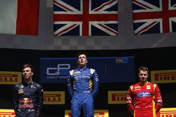 Алекс Линн, DAMS, Пьер Гасли, Prema Racing и Джордан Кинг, Racing Engineering