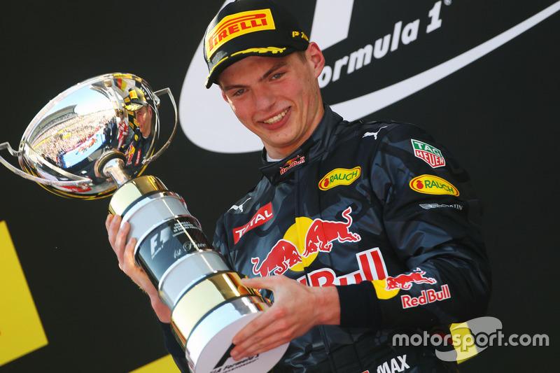 1. 2016, Grand Prix van Spanje (eerste)