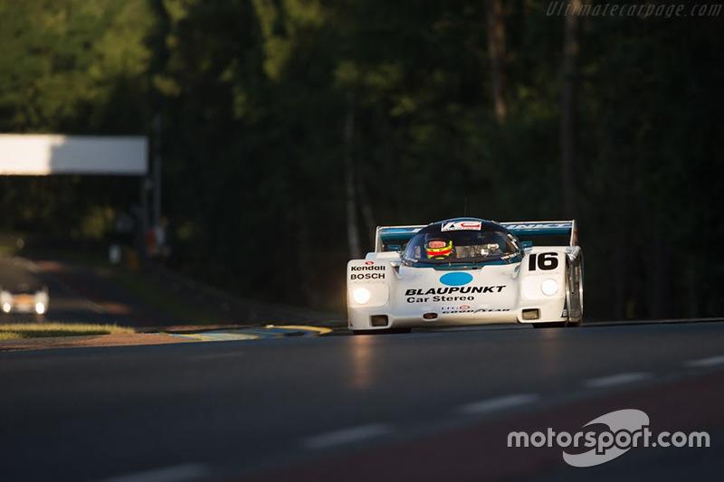 1986 Porsche 962: Zak Brown