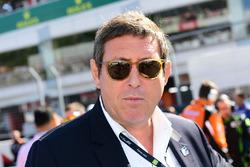 Жерар Невё, исполнительный директор FIA WEC