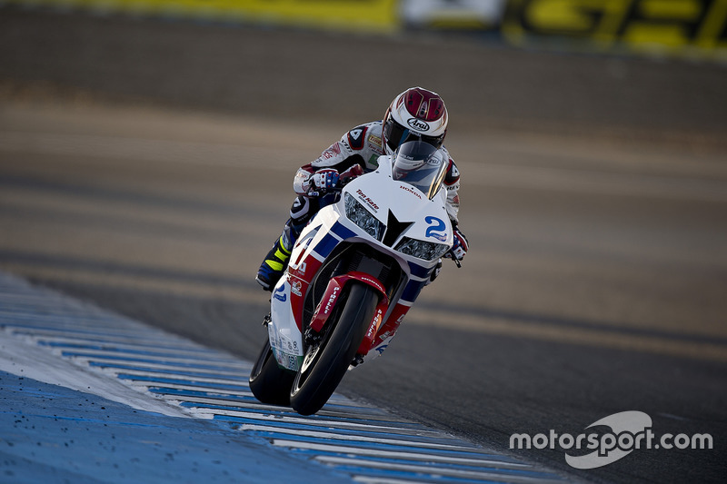 Patrick Jacobsen, Honda World Supersport Team