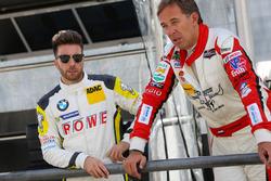 Philipp Eng, ROWE Racing, BMW M6 GT3, Patrick Huisman Frikadelli Racing, BMW M6 GT3