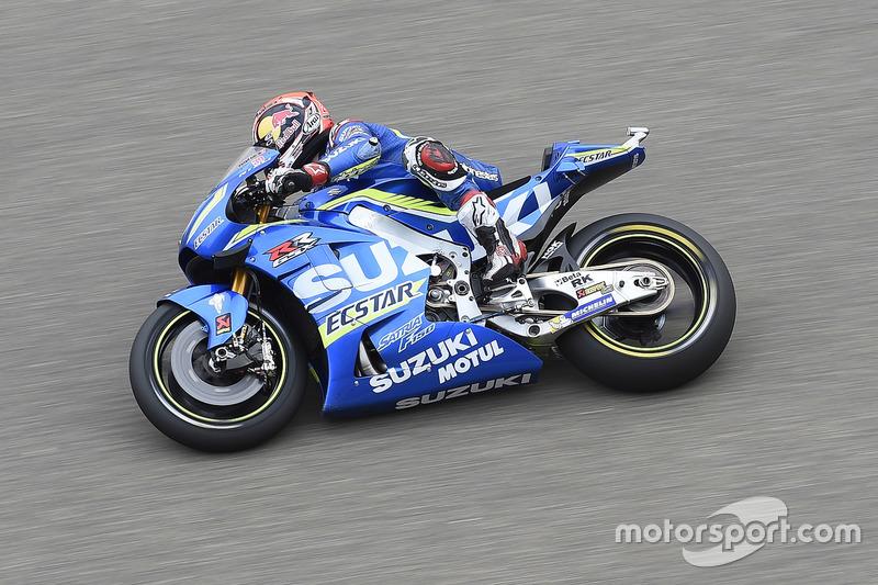 2. Maverick Maverick Viñales, Team Suzuki Ecstar MotoGP