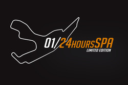 01/24HoursSpa Limited Edition, logo