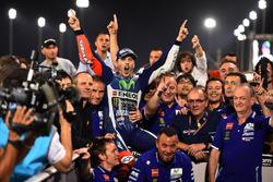 Хорхе Лоренсо, Movistar Yamaha MotoGP, Yamaha with team