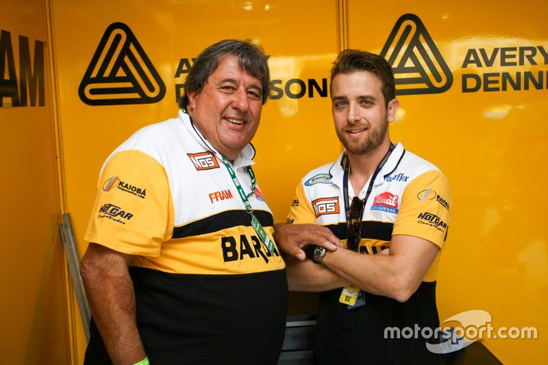 Amadeu Rodrigues e Felipe Lapenna