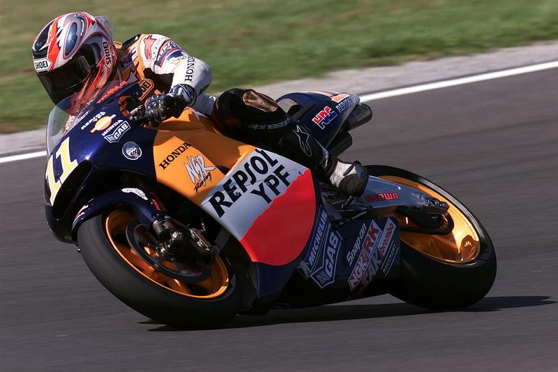 2001. Tohru Ukawa - Gran Premio de Japón - Abandono