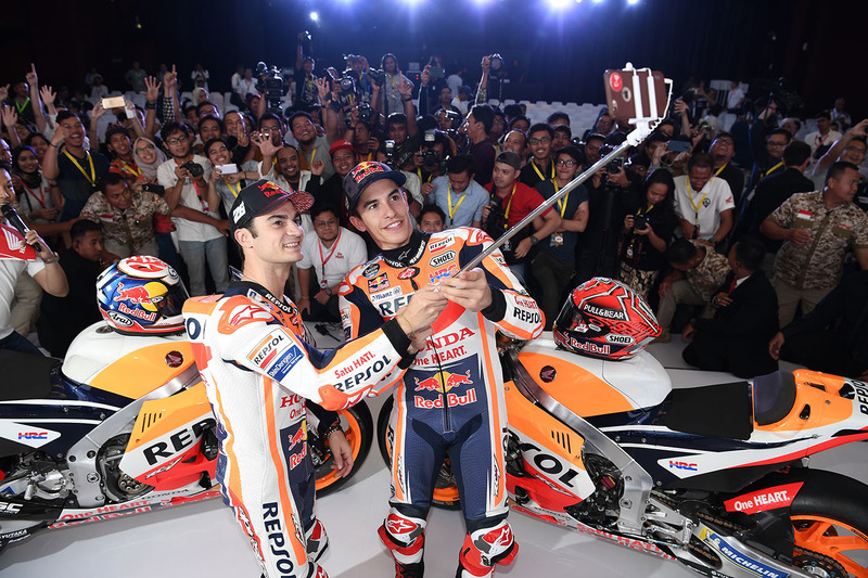 9. Marc Marquez, Repsol Honda Team, Dani Pedrosa, Repsol Honda Team