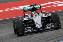 Lewis Hamilton, Mercedes-Benz F1 W07 Hybrid
