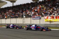 Брендон Хартлі, П'єр Гаслі, Toro Rosso STR13 Honda