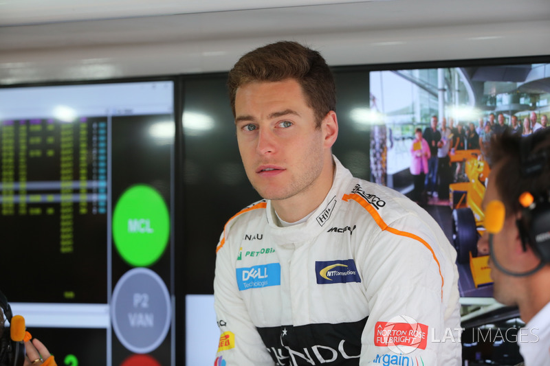 Kandidat auf McLaren-Cockpit 2019: Stoffel Vandoorne (Belgien)