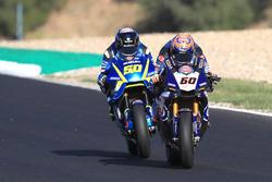 Michael van der Mark, Pata Yamaha, Sylvain Guintoli, Team Suzuki MotoGP