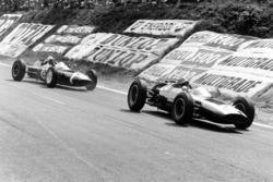 Tony Maggs, Cooper T60, Maurice Trintignant, Lotus 24