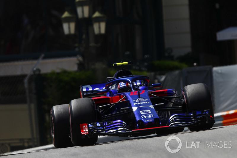 皮埃尔·加斯利, Toro Rosso STR13
