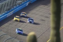 Jimmie Johnson, Hendrick Motorsports Chevrolet, Jamie McMurray, Chip Ganassi Racing Chevrolet, Matt DiBenedetto, GO FAS Racing Ford, Ryan Newman, Richard Childress Racing Chevrolet