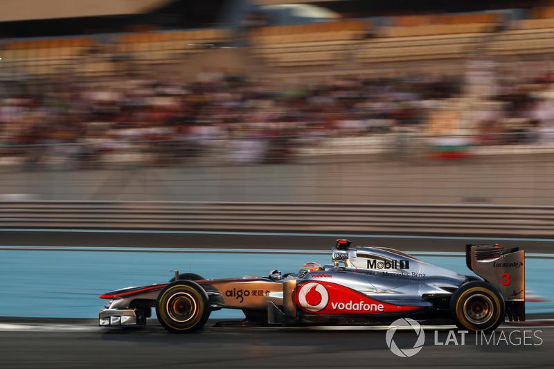 2011. Переможець: Льюіс Хемілтон, McLaren-Mercedes