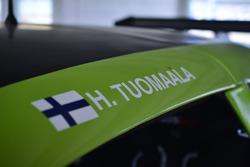 #11 TA2 Dodge Challenger, Henri Tuomaala, Stevens Miller Racing