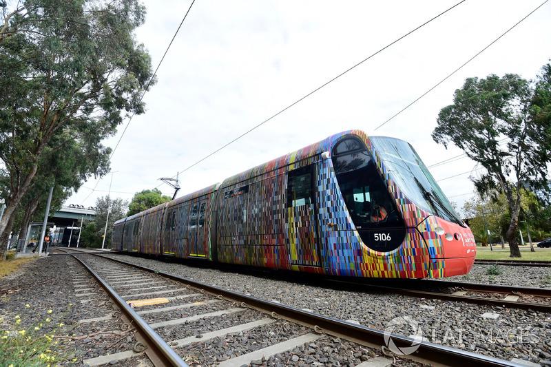 Tranvía de Melbourne