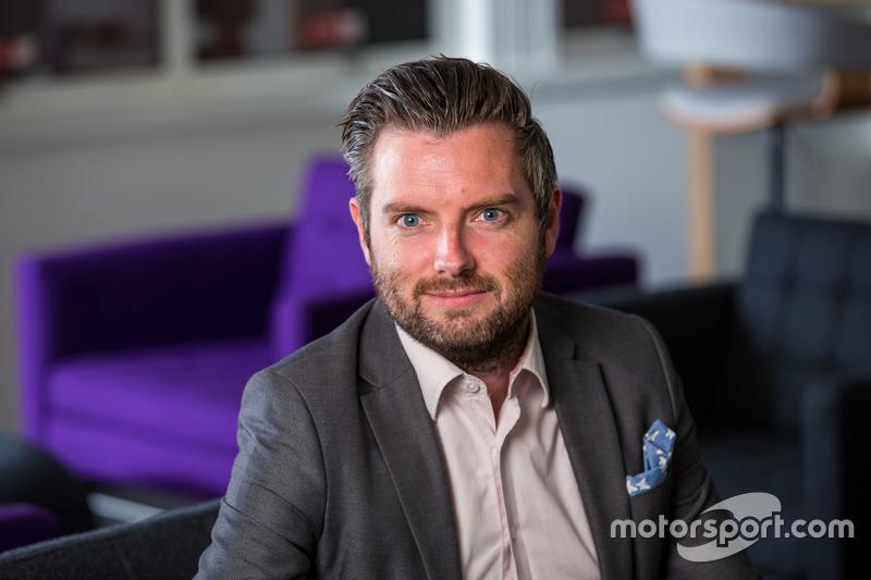 Йен Нолан, вице-президент по бизнес-развитию Motorsport Network
