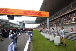 Grid atmosphere
