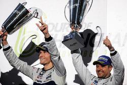 Podium GTE Pro: winners Andy Priaulx, Harry Tincknell, Ford Chip Ganassi Racing